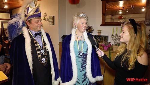 Eröffnung Ovenstädter Karnevalsverein Wir In Petershagen