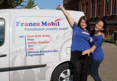 Französisch auf Rädern
