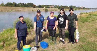 Frauen erobern Petershäger Gewässer