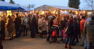 Adventsmarkt in Todtenhausen – Breit gefächertes Angebot am 1. Advent