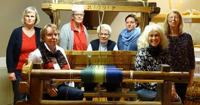Wenn Tradition Spaß macht – Zu Besuch in der Ilser Webstube