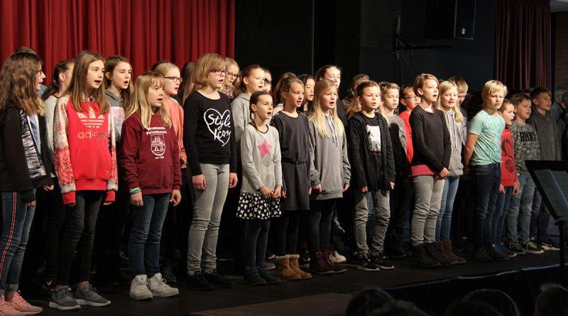 Krimizeit am Gymnasium Petershagen – Ein Musikprojekt mit Barbara Salesch