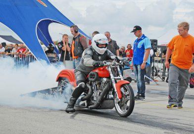 Biker-Gruppe plant Dragracing-Rennserie