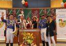 Von Ovenstädt nach Düsseldorf  – Heimische Karnevalisten feierten mit Bianca Winkelmann im Landtag