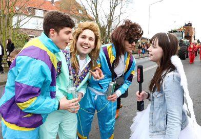 Karneval 2019 – Rosenmontag in Ovenstädt