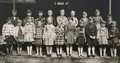 Wie alles begann: Eine neue Volksschule für Petershagen