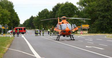 Unfall auf der L770 bei Meßlingen  ++ Update