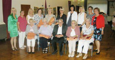Der TuS Eldagsen feierte das 50-jährige Jubiläum