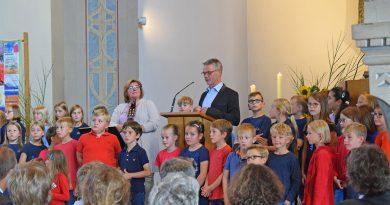 Emotionaler Abschied nach über 46 Jahren – Thomas Wirtz, Kantor der Christuskirche und Kreiskantor, geht in den Ruhestand