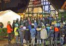 3. Kutenhauser Adventszauber – Dorfgemeinschaft lädt an 15 Tagen zu vielfältigen Aktionen am Heimathaus ein