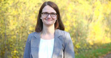 "Kerstin Koopmann ist SPD-Bürgermeisterkandidatin: ""Als junge, berufstätige Mutter  weiß ich, wo der Schuh drückt"""