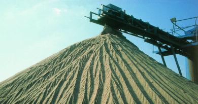 Rohstoffe aus 2 Eiszeiten – Sand und Kies aus Petershagen