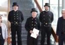 Bezirksschornsteinfeger für den Kehrbezirk Petershagen III bestellt
