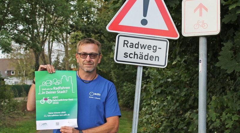 Fahrradklima-Test auch in Petershagen