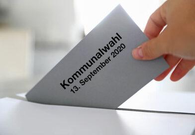 Ergebnisse der Kommunalwahl 2020