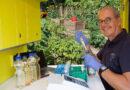 Labormobil kommt nach Uchte – Umweltschützer untersuchen Brunnenwasser auf dem Rathausplatz