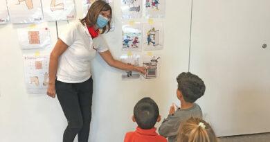 Erste Hilfe mit Selbstschutzinhalten – Neues Ausbildungsprogamm für Kita- und Grundschulkinder
