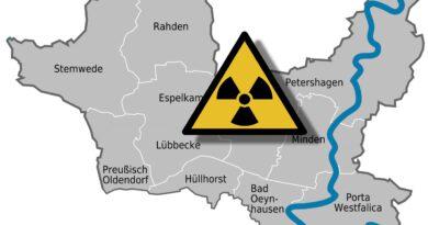Atommüll-Endlager im Kreis Minden-Lübbecke?