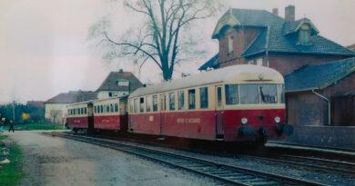 Mit der Bahn von Minden nach Uchte – Auf den Spuren der Mindener Kreisbahn