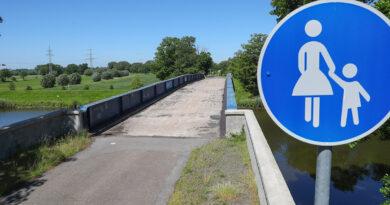 Sanierung der Jösser Brücke verzögert sich weiter