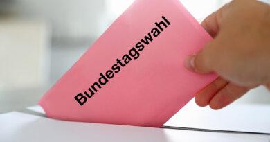 Ergebnisse der Bundestagswahl 2021